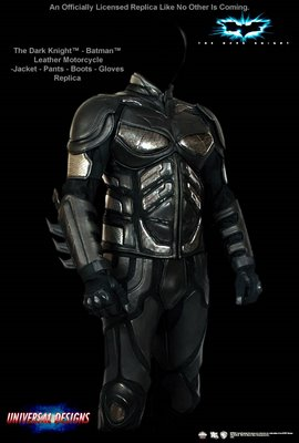 New Batsuit - you know you need it!