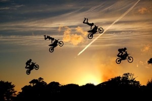 Time lapse motocross by gpwarlow