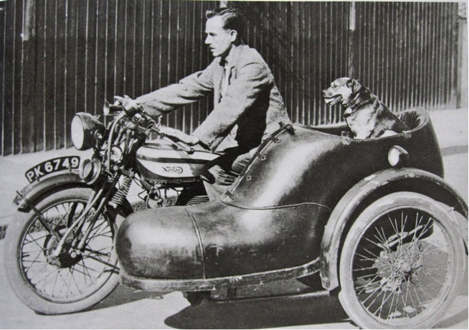 A Brief History Of Motorcycle Sidecars Bikesure Insurance