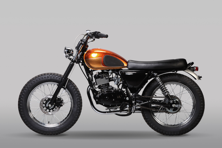The Mutt Metal Mickey 125
