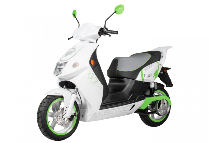 Govecs scooter