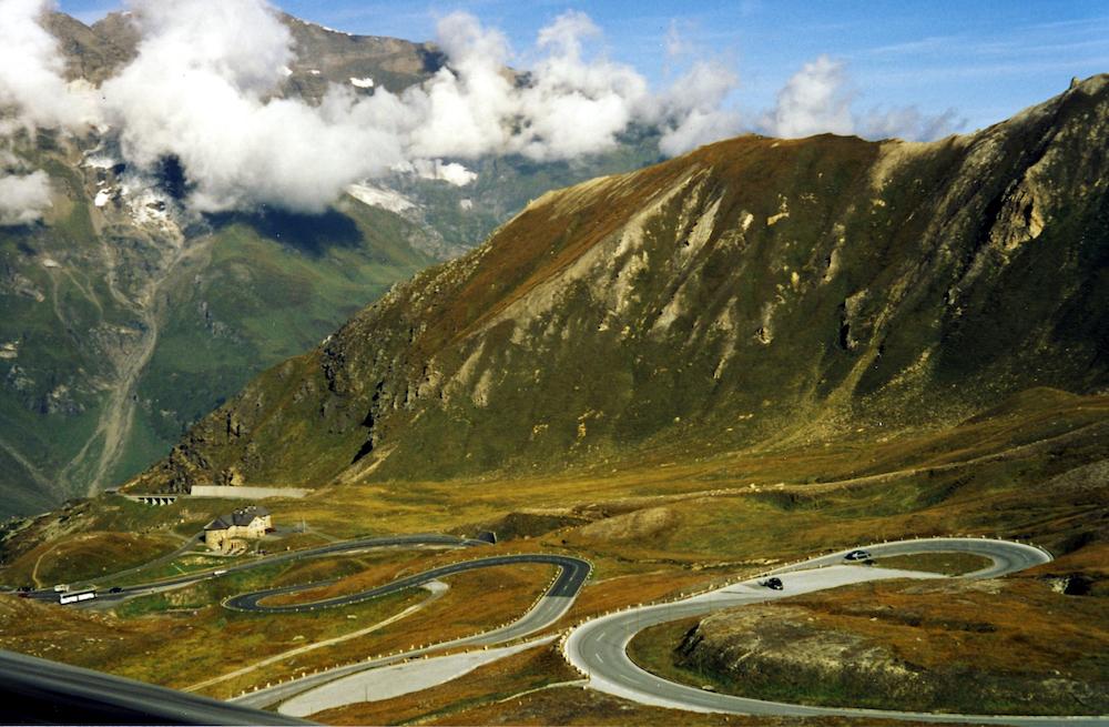Alpine road touring