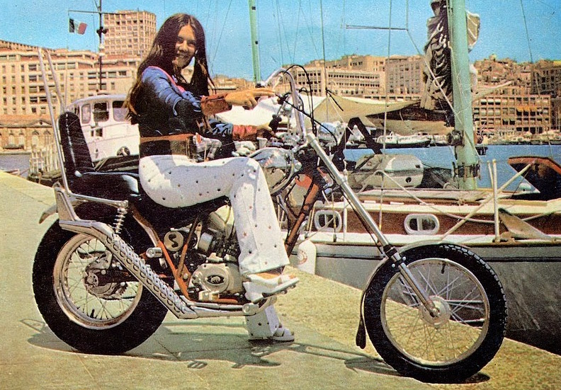 Iconic Mopeds Of The 1970s And 80s Bikesure Blog