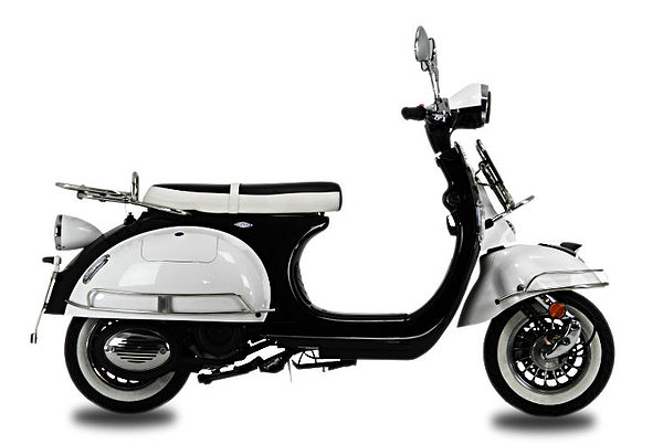 The Chinese Scooters With Retro Mod Style Bikesure