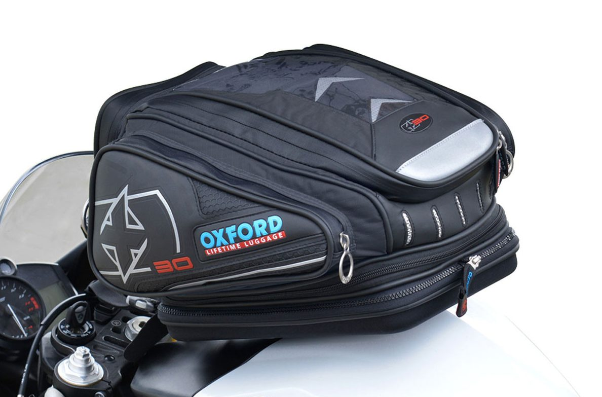 Oxford QR Tank bag