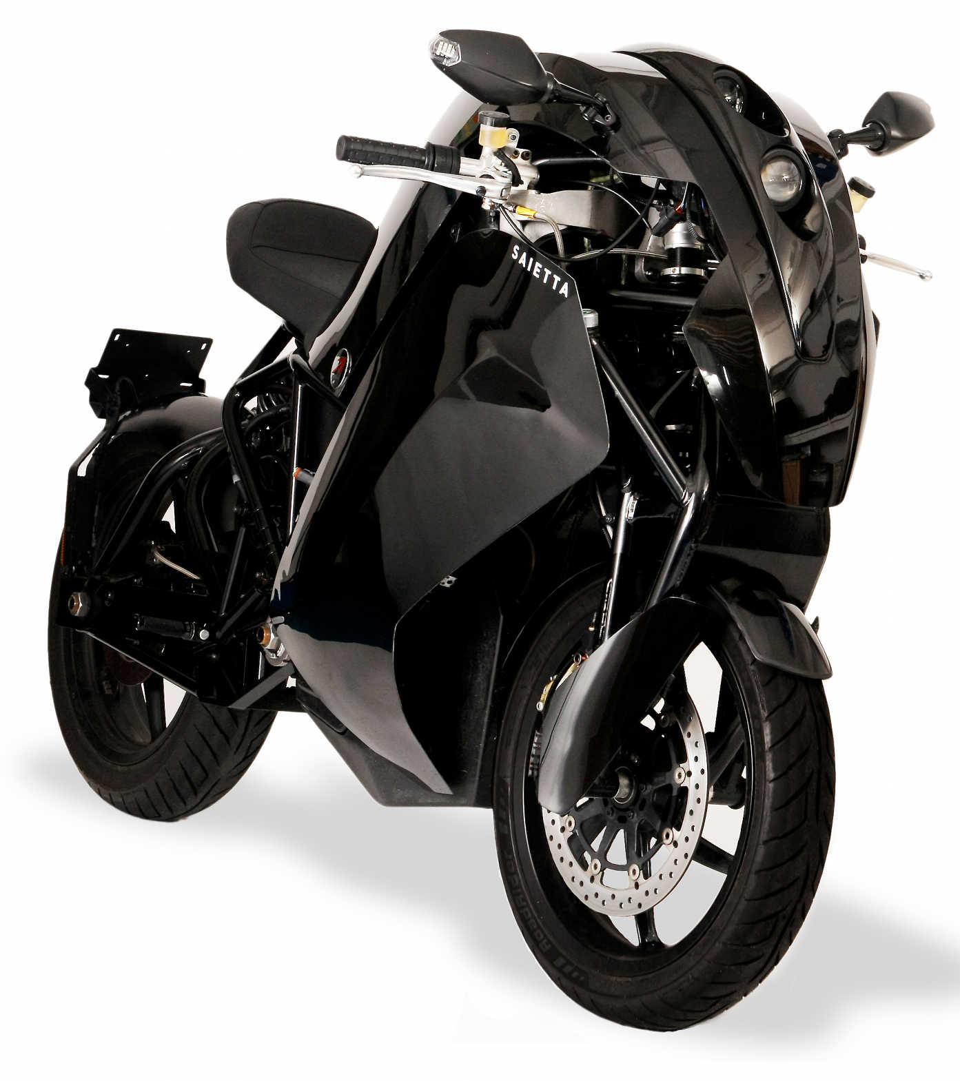Saietta electric motorbike
