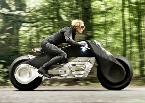 bmw electric concept motorbike