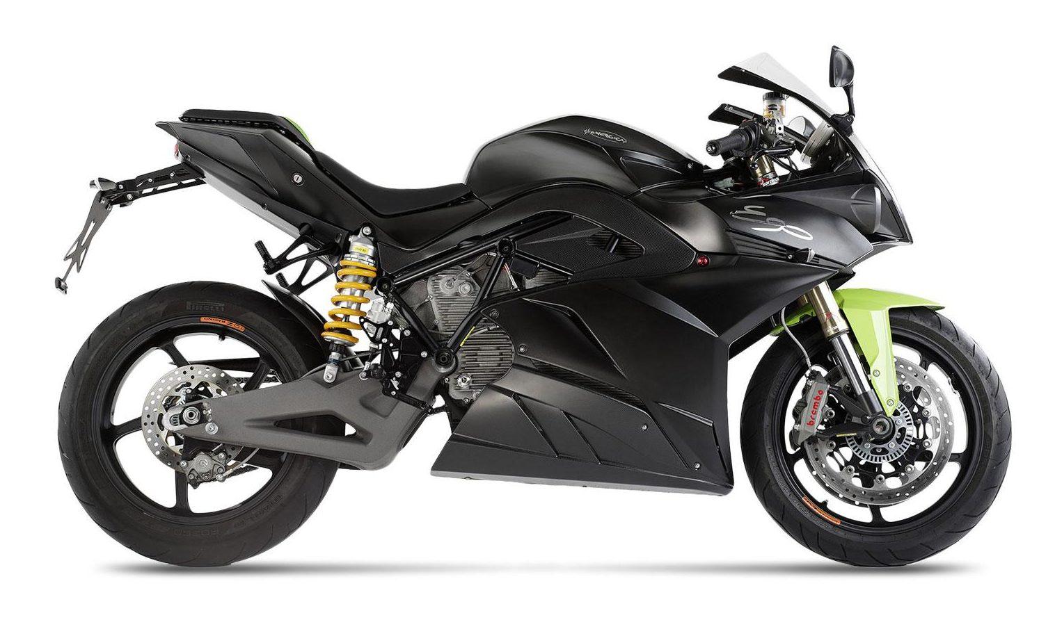 Energica electric motorbike