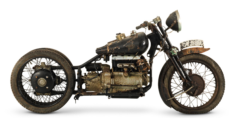 1932 Brough Superior 800cc Model BS4