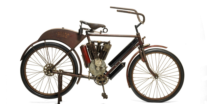 Indian 5hp 'Camelback'