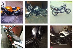 Bikes stolen by Bristol Bike Taker gang