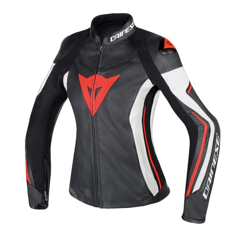 Dainese Assen Ladies Leather Jacket