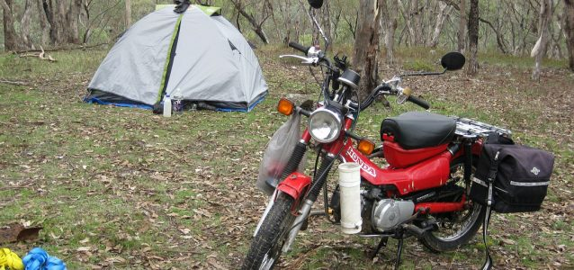 motorcycle touring tents