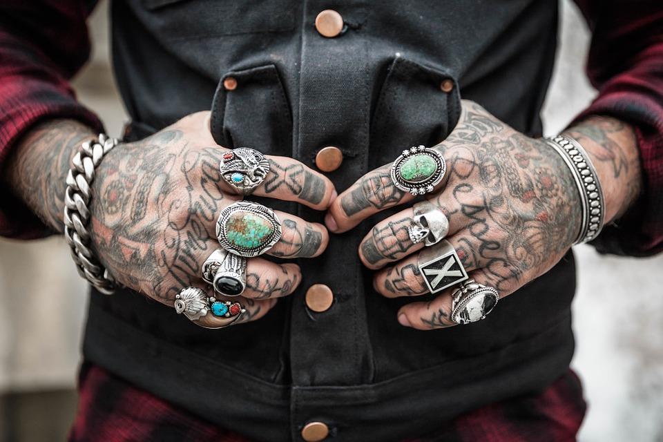 Biker tattoo 110+ Best