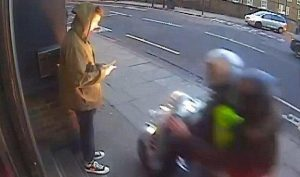 moped theft