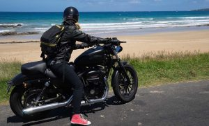 Safe motorcycling in France