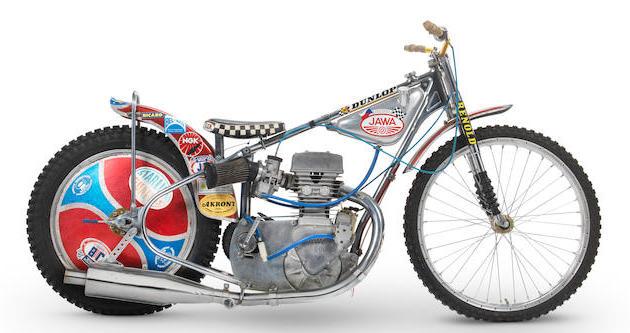 Speedway legend
