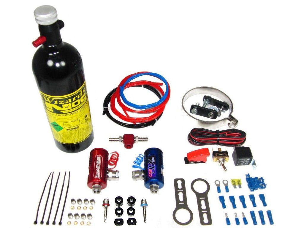 Wizards of Nos nitrous kit
