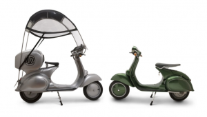 Buzz1 electric scooter