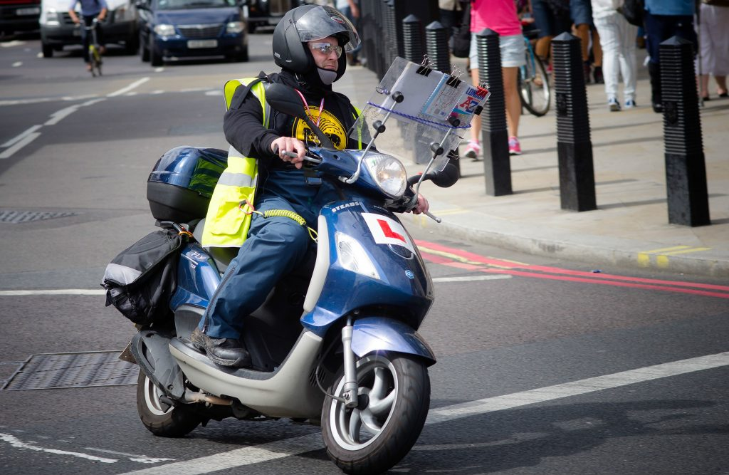 c399c0ee1a Motorcyclist advice for London s future Ultra Low Emission Zone ...