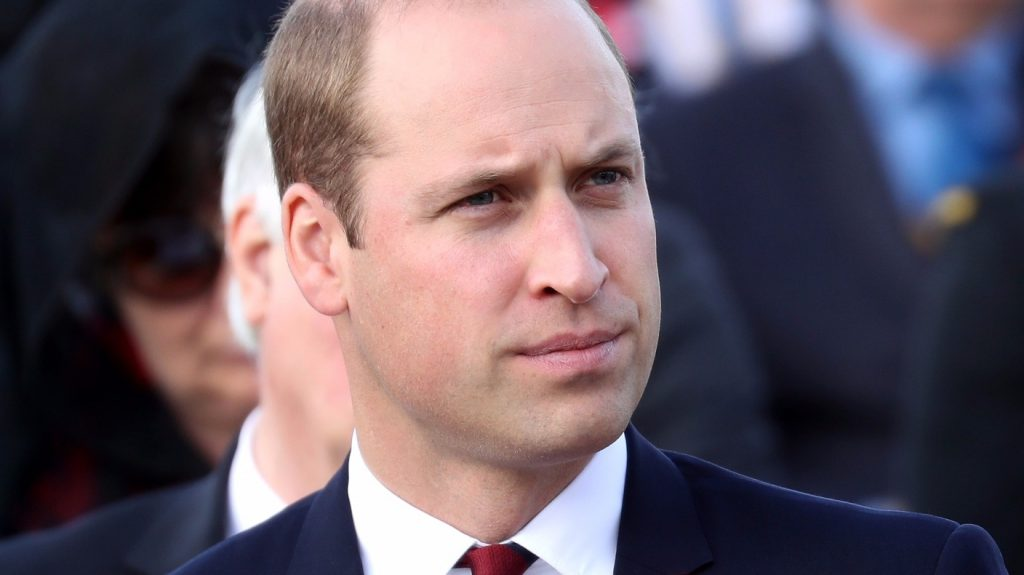 Prince William and his Ducati