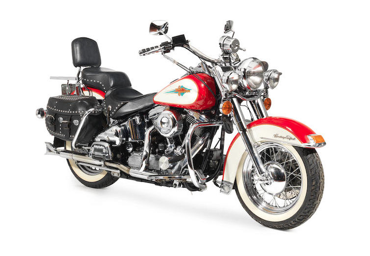 Humperdinck's Harley-Davidsons