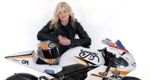 Trailblazing women bikers
