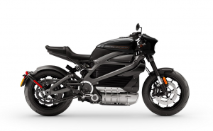 Harley-Davidson Livewire - low emission motorcycle
