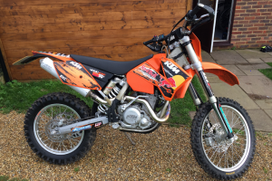 Motorbikes for sale KTM SX