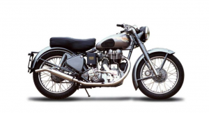 Royal Enfield Bullet - classic motorbike