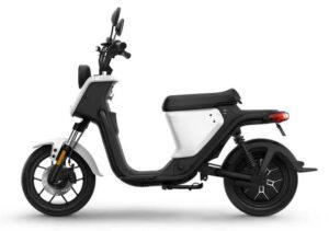 electric motorcycle - niu
