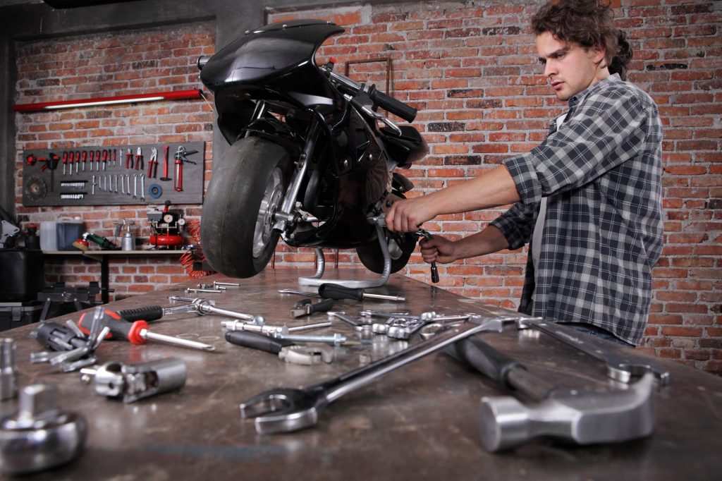 Learn these DIY motorcycle repairs and checks now