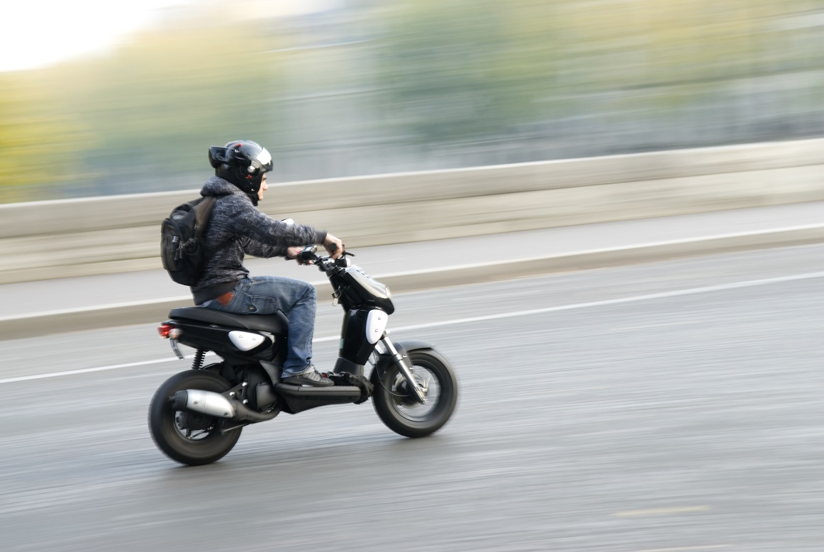 moped v scooter
