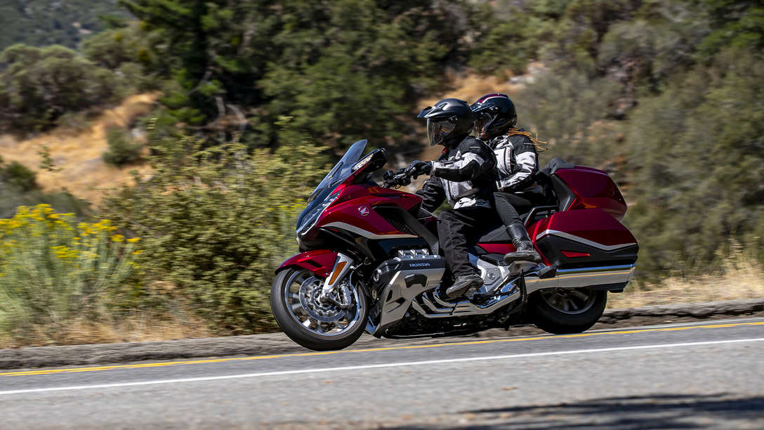 European motorbike tour