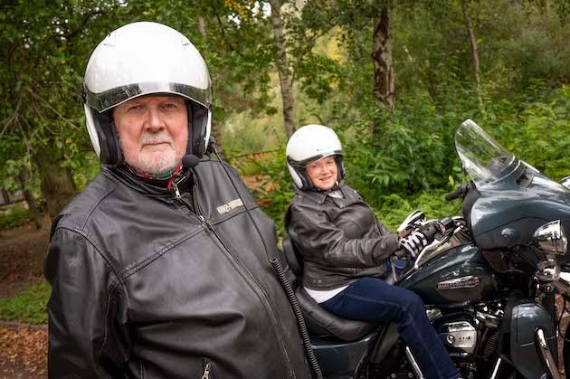 Paul Major Harley-Davidson trike